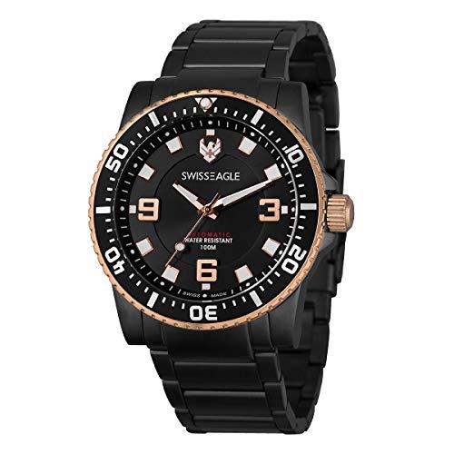 Swiss Eagle Uhr - SE-9157A-22