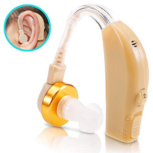 Mnii Invisible Sound Amplifier, linkes und rechtes Ohr , Hochmoderner Sound Amplifier für ältere Menschen
