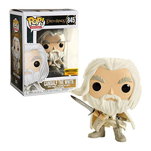POP Funko The Lord of The Rings 845 - Gandalf The White