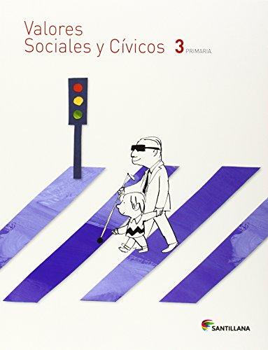 VALORES SOCIALES Y CIVICOS 3 PRIMARIA - 9788468017136