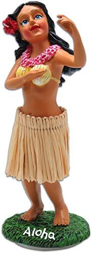 KC Hawaii Aloha Mini Dashboard Doll 4.25'