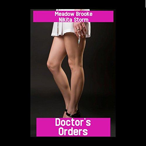 Doctor's Orders audiobook cover art