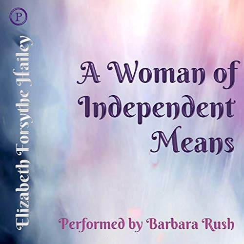 A Woman of Independent Means audiobook cover art
