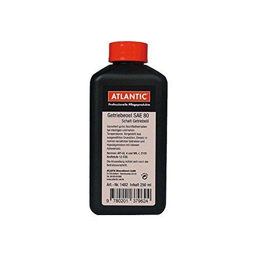 ATLANTIC Getriebeöl SAE 80 Freigaben: API GL4 - Tüllendose 250 ml