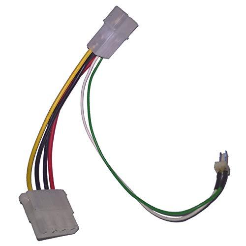 Cable adaptador IDE Molex macho/hembra 2 pines macho 12 cm