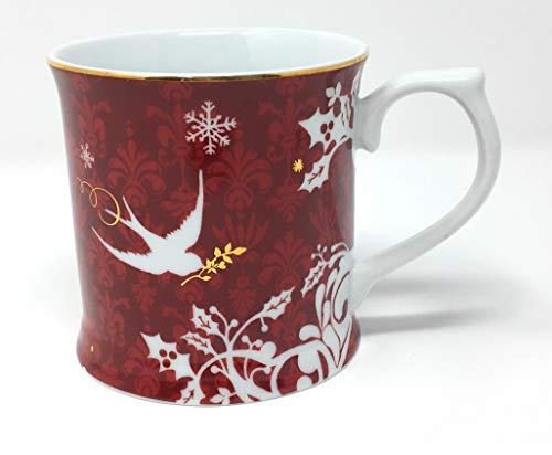 Starbucks 2010 Holiday Mug by Rosanna with Gift Box