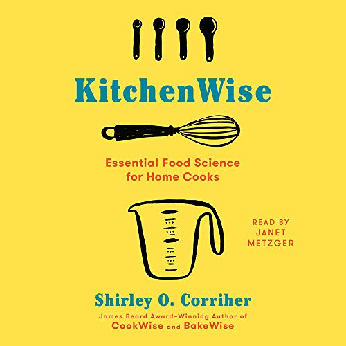 KitchenWise Audiobook By Shirley O. Corriher cover art