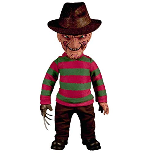 Close Up Nightmare on Elmstreet Talking Mega Scale Freddy Krueger 15