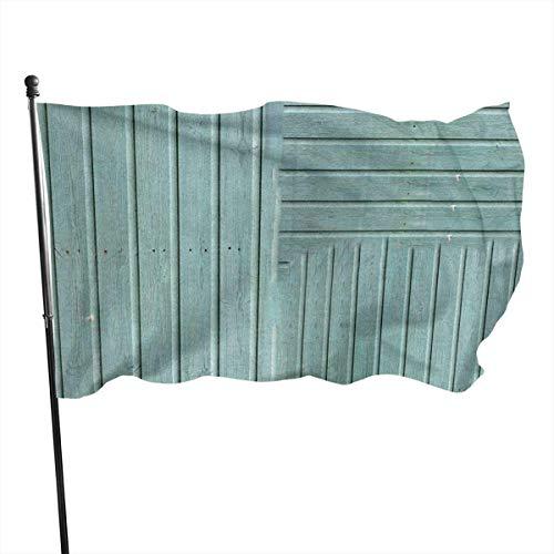 Clsr ~ Blue Board Lustige Bunte vibrierende Gartenflagge für saisonale Festliche dekorative-BlueBoard-