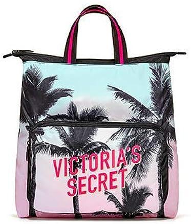 Palm Trees Bottom View Print Gym Bag