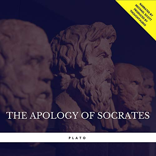 The Apology of Socrates cover art
