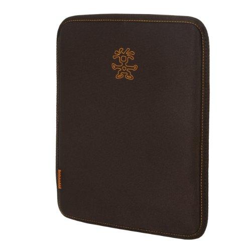 Crumpler iPad Sleeve Giordano Special, espresso / orange, GSIP-002