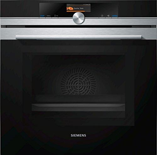 Siemens hm636gns1 iQ700 Four électrique/67 l/micro-ondes intégrée/Acier inoxydable