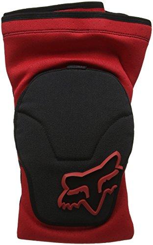 FOX Launch Enduro Knee Pads Medium RED