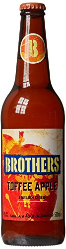 Brothers Toffee Apple Cider Alc. 4,0% Vol. 500m