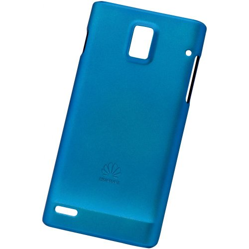 Huawei 51990211 Ascend P1 Custodia, Azzurro