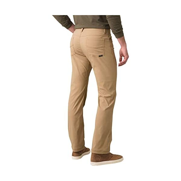 prAna – Men's Brion Lightweight, Breathable, Wrinkle-Resistant Stretch Pants for Hiking and Everyday Wear
