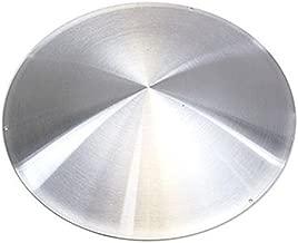 Spun Aluminum Disc 15 Inch Hub Cap Wheel Cover