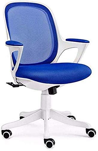 Silla Computadora de escritorio y silla, sillas decoración del hogar ordenador a casa, estudiante silla / estudio / dormitorio, elevación Escritorio sillas giratorias Sillas oficina simple, fácil de i