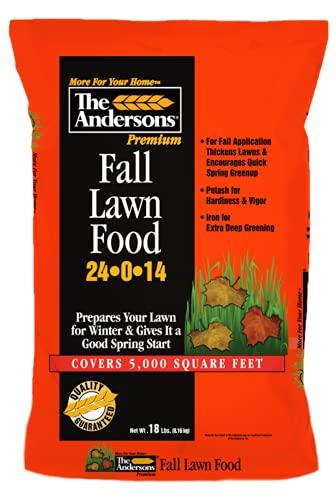 The Andersons Premium Fall Lawn Food 24-0-14 Fertilizer 5,000 sq ft Bag