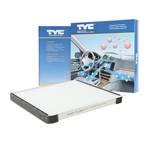 TYC 800088P Replacement Cabin Air Filter