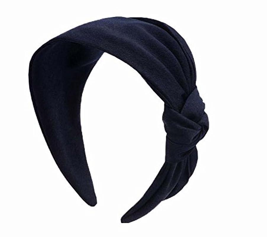 ハイブリッドかんたん広まった女性ファッションヘアバンドヘッドバンドヘッドウェアヘッドラップヘアアクセサリー
