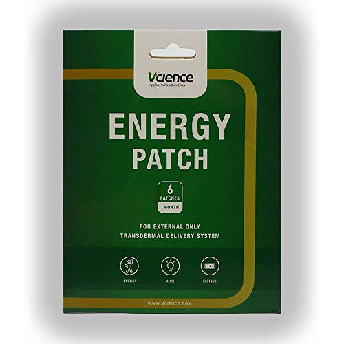 Vcience B12 High Strength 5000mcg (Methylcobalamin) + Folic Acid 0.4 mg