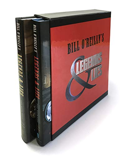 Bill O'Reilly's Legends and Lies Box Set: The Patriots and The Real West