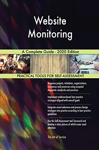 Website Monitoring A Complete Guide - 2020 Edition