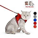 Best Cat Harnesses - SENYE PET Cat Harness Escape Proof Small Cat Review