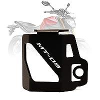 オートバイ後部燃料タンクカバープロテクターForヤマハTRACER 900 700 GT 900GT TRACER MT09 MT07 MT 09 MT07リアブレーキマスターシリンダー燃料タンクガードプレート