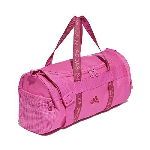 Adidas 4ATHLTS - Borsa sportiva Duffel X-Small, taglia unica, colore: Rosa