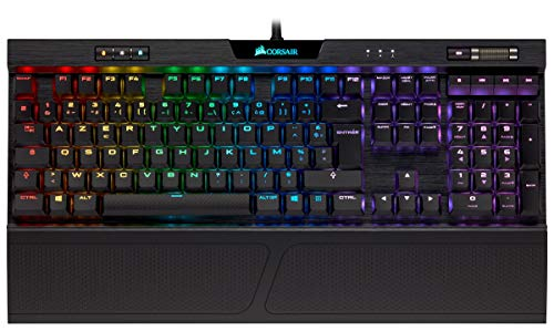 Photo de clavier-gaming-corsair-k70-rgb-mk-2