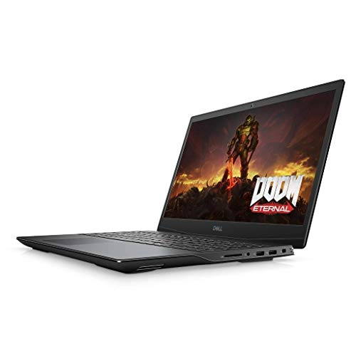 2020 Dell G5 15 Gaming Laptop: 10th Gen Core i5-10300H, NVidia GTX 1650 Ti, 256GB SSD, 8GB RAM, 15.6' Full HD Display, Backlit Keyboard