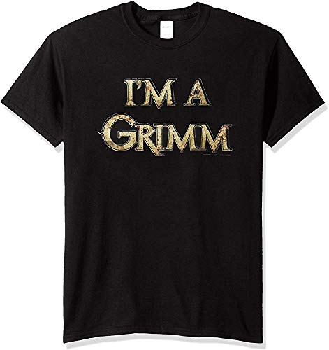 Christine Sample Men's Top Gun Distressed Logo Heather Adult T-Shirt L