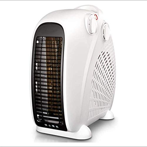XDDWD Pequeños Calentadores eléctricos, Estufas portátiles, Calentadores, acondicionadores de Aire móviles para el hogar para Calentar los pies