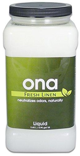 Ona Liquid, Fresh Linen, Odor Neutralizer 0.86 Gallon