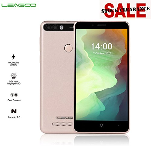 Leagoo M9 Smartphone da 5.5 Pollici(18:9), 3G Cellulari in Offerta,...