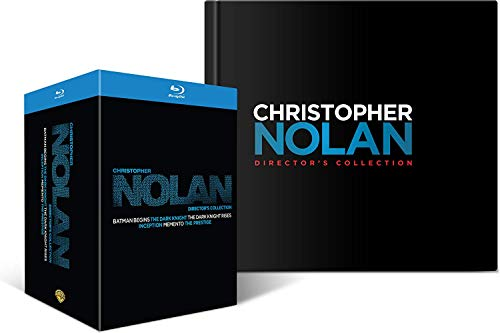 Christopher Nolan Director s Collection [Blu-ray] [2000]