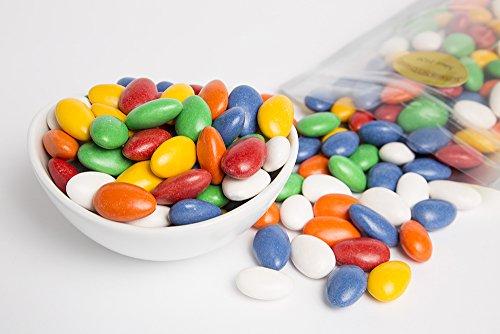 Sugar Free Assorted Jordan Almonds (1 Pound Bag)
