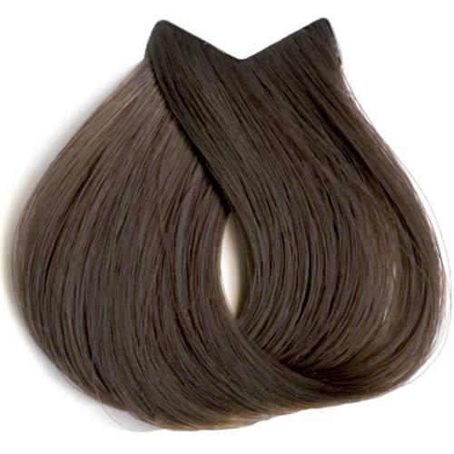 Tahe Organic Care Dauerhafter Farbstoff Haar-Farbe, Nein.6.47 Dark Copper Violet Blonde, 100 ml