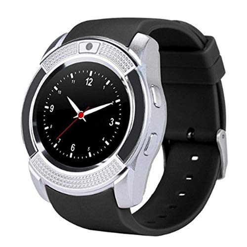 Waterdicht Smart Watch mannen camera smartwatch pedometer polshorloge