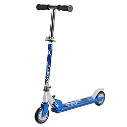 Hornet 14930 - skootteri Scooter B-120, polkupyörän skootteri - Big Wheel Scooter, sininen
