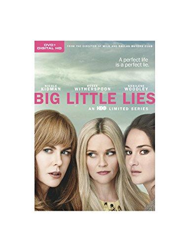 Big Little Lies: Season 1 (Digital HD + DVD)