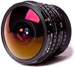 Pelang de 8mm f3.5Objetivo ojo de pez para cámara M42