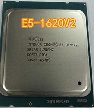 Intel Xeon E5 1620 V2 e5 1620 V2 3.7GHz 4 Core 10Mb Cache LGA 2011 CPU Processor can Work