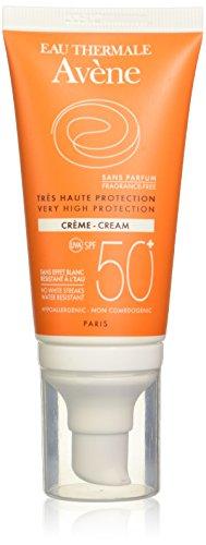Avene Bloqueador Solar Facial en Crema FPS 50+, 50 ml