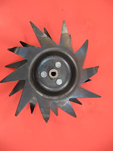 Mantis Tiller R.H Tine Wheel Assembly Fits All Tillers (Right Hand) Only