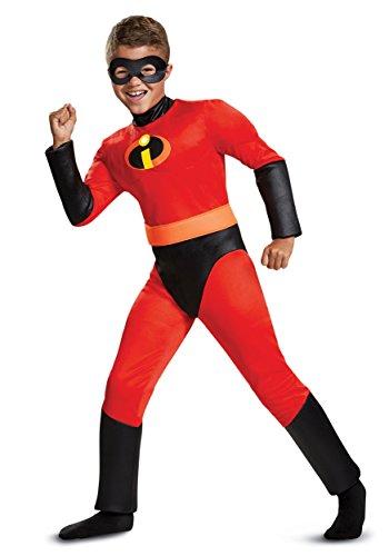 Disguise Disney Pixar Dash Incredibles 2 Muscle...