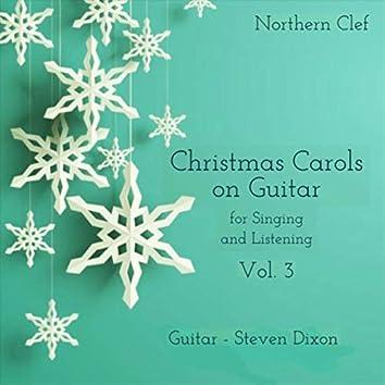 Christmas Carols on Guitar, Vol. 3